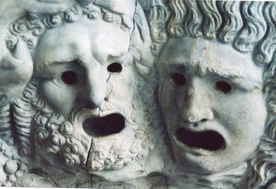 Máscaras Grecia Clásica