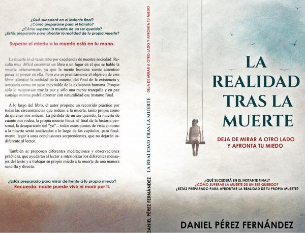 Libro La Realidad tras la Muerte - portada papel